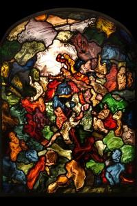 Patrick Reyntiens - Death of Orpheus
